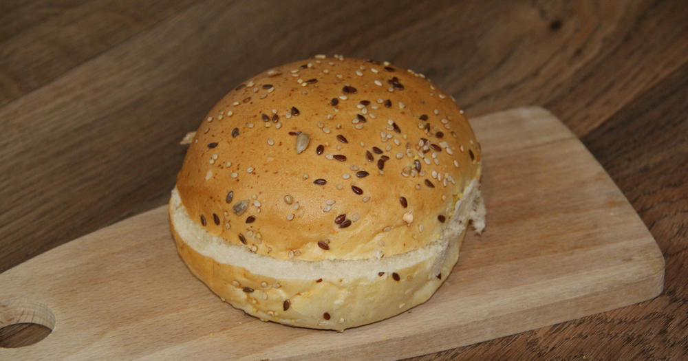 Burger bun multigrain